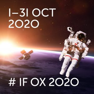 Astronaut #IFOX2020