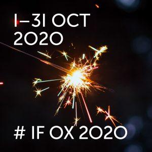 Sparkler #IFOX2020