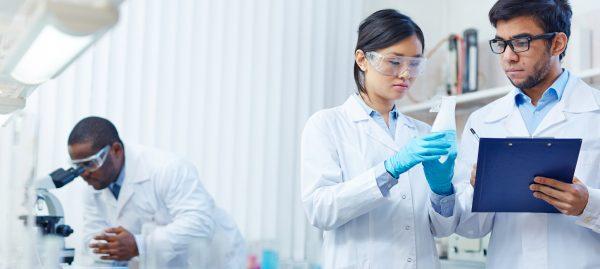 Routes into scientific research