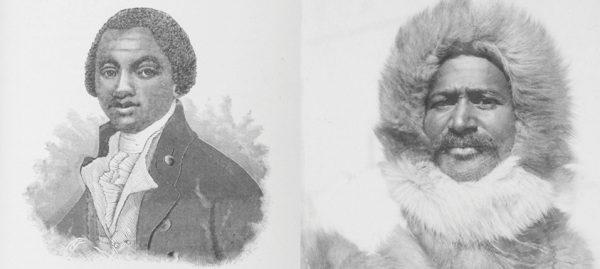 Africans as well as Amundsen