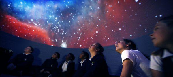 Planetarium: constellations